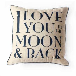 I Love You to the Moon and Back - Palm Edit